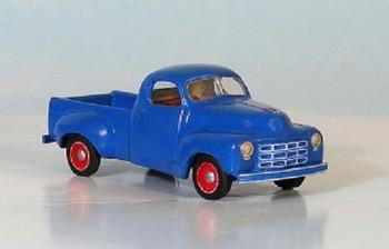 HO 1/87 Sylvan # V-129 1949-53 Studebaker Pickup KIT