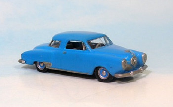 HO 1/87 Sylvan # V-127 - 1949-53 Studebaker Starlight Coupe KIT
