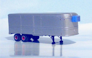 HO 1:87 Sylvan T-010 - 32' Fruehauf Refrigerated Van Trailer KIT
