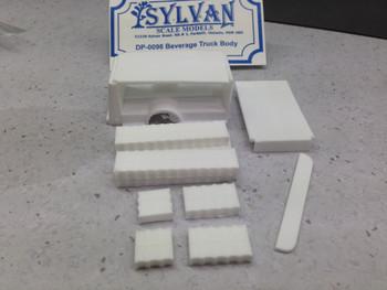 HO 1:87 Sylvan # DP-0098 Beverage Body Truck KIT