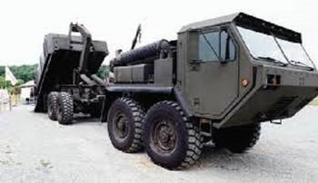 HO 1:87 Trident # 81010 - M1074 PLS Truck US Army KIT