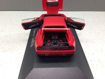 Herpa # 10108 Ferrari 348 TB Red Automobile - 1:43 Scale