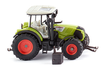 HO 1:87 Wiking # 36310 Claas Arion 640 Farm Tractor - Green/White