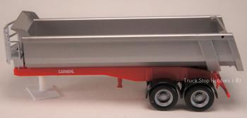 HO 1:87 Herpa # 76036-002 - 2-Axle Dump Trailer