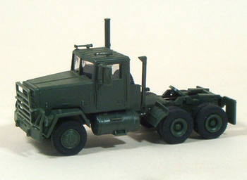 HO 1:87 Trident # 90051  Tractor M915 OD Green Tandem Axle Military