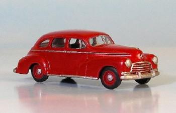 HO 1:87 Sylvan # V-122 - 1946 Chevy Stylemaster 4-Door Sedan KIT