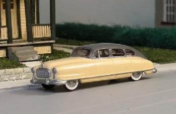 HO 1:87 Sylvan # V-199 - 1949-50 Nash Ambassador 4-Door KIT