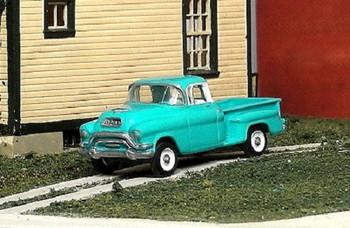 HO 1:87 Sylvan # V-316 - 1955-56 GMC 1/2 Ton Pickup KIT
