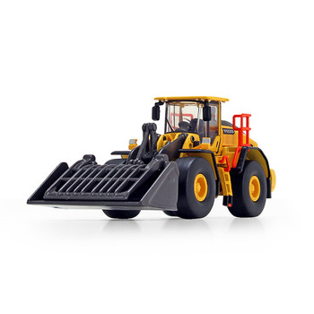 HO 1:87First Gear # 80-0337 Volvo L180H Wheel Loader Waste Handler