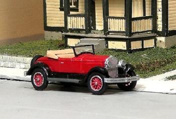 HO 1:87 Sylvan # V-325 - 1927 Jordan Playboy Roadster KIT