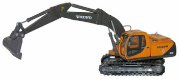 HO 1:87 Atlas #30000084 - Volvo Ec 210 Tracked Excavator