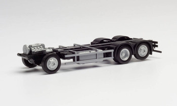 HO 1:87 Herpa # 85175 Scania CR/CS Chassis - Designed for Roll-Off's  (2 units) kit
