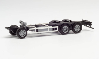 HO 1:87 Herpa # 85168 Scania CR/CS Chassis Only (2 Units) - KIT