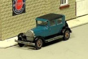HO 1:87 Sylvan Scale Models # V-238 - 1927 Hudson 2-Door Sedan KIT