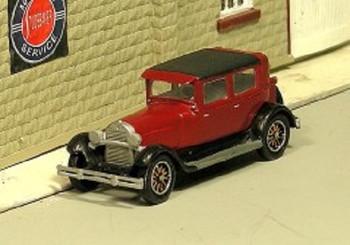 HO 1:87 Sylvan Scale Models # V-239 - 1927 Hudson 4-Door Sedan KIT