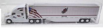 HO 1:87 TNS # 034 Kenworth T680 Sleeper Cab w/53' Dry Van - Heartland Express