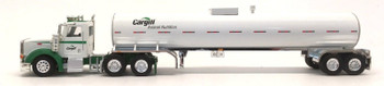 HO 1:87 TNS # 400569 Peterbilt 367 w/Food Grade Tanker - Cargill Animal Nutr.