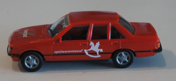 Herpa # 931175 Opel Rekford E Sedan - International Toy Fair Commemorative Auto