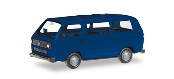 HO 1:87 Herpa # 13093 Volkswagon T3 Bus -  MINIKIT