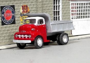 HO 1:87 Sylvan Scale Models # V-328 - 1952 Ford COE Dump Truck KIT