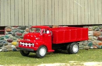 HO 1:87 Sylvan Scale Models # V-330 - 1952 Ford COE Grain Truck KIT