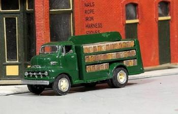 HO 1:87 Sylvan Scale Models # V-332 - 1952 Ford COE Beverage Truck KIT