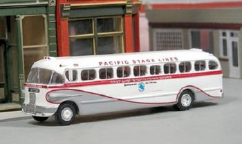 HO 1:87 Sylvan Scale Models # SW-003  - ACF-Brille IC-42 HIghway Bus KIT