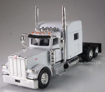 HO 1:87 TSH #503 Peterbilt 389 Tandem Axle Tractor - White