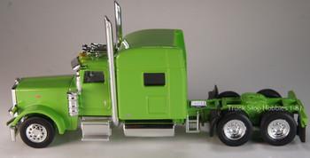HO 1:87 TSH # 506 Peterbilt 389 Tandem Axle Tractor - Lime Green