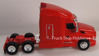 HO 1:87 TSH # 541 Peterbilt 579 Sleeper Cab Tandem Axle Tractor - Viper Red
