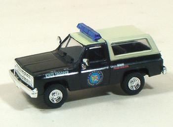 HO 1:87 Trident # 90133 Chevy 4 x 4 Blazer - Florida Highway Patrol