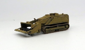 HO 1:87 Trident # 87194 - M160 Tracked Robotic Mine Clearing Flail (beige) KIT