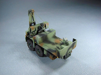 HO 1:87 Trident # 87254 - US Marines LVSR Rear Body Unit (RBU) - MK15 Wrecker KIT