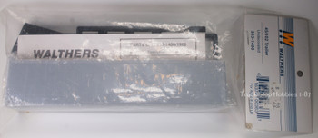 HO 1:87 Walthers # 933-1400 - 45/102 Dry Van Trailer KIT - Undecorated