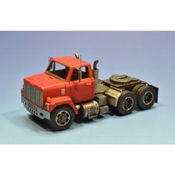 HO 1:87 Showcase Miniatures 3008 - 80s' GMC Brigadier 9500 Tractor KIT