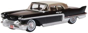 HO 1:87 Oxford 57001 - 1957 - Cadillac Eldorado Brougham 1957 Ebony
