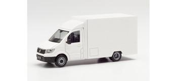 HO 1:87 Herpa # 13684 Volkswagen Crafter Van - Food Truck MINIKIT