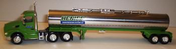 HO 1:87 TNS # 048  Peterbilt 579 Day Cab  w/ Chemical Tanker - Heniff