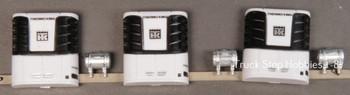 HO 1:87 TSH 9600 Thermo-King  Precedent C-600 Reefer Units w/Fuel Tank (3 pieces)