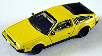 HO 1:87 NPE Showcars 88002.1 DeLorean - Yellow