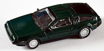 HO 1:87 NPE Showcars 88002.4 DeLorean - Dark Green