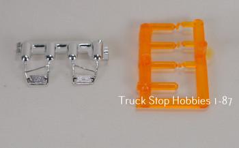 HO 1:87 Promotex # 5334 IH for International Harvester Mirror Package