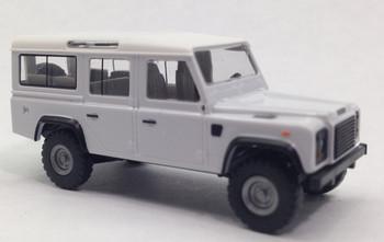 Busch 50353 Land Rover Defender 110 rotmetallic 1:87