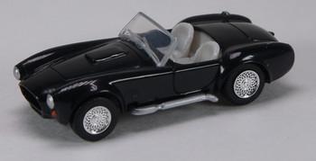 HO 1/87 Herpa # 21975 AC Cobra - Black