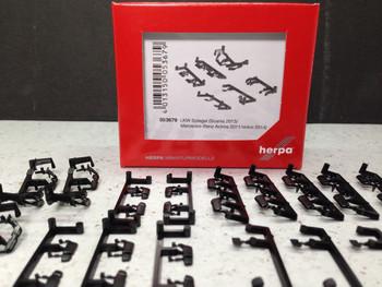 HO 1:87 Herpa # 53679  - Mirrors - Modern Era - 15 sets