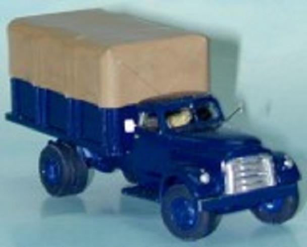 HO 1/87 Sylvan Scale Models # V-018 1950-53 GMC 600 w/Stake Body KIT