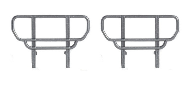 HO 1:87 Herpa # 54027 Bumpers Bull Bars for Iveco Stralis Xp, 4 pcs.