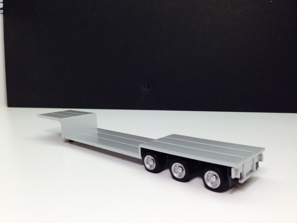 HO 1:87 Promotex # 5362 - 3 axle Double Drop Trailer