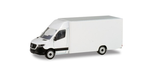 HO 1:87 Herpa # 13741 Mercedes Sprinter Van - Large Box
