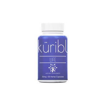 Full Spectrum Hemp Oil Soft Gel Capsules by küribl